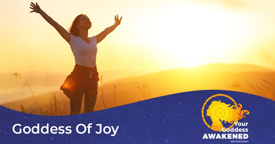 YGA 11   Goddess Of Joy